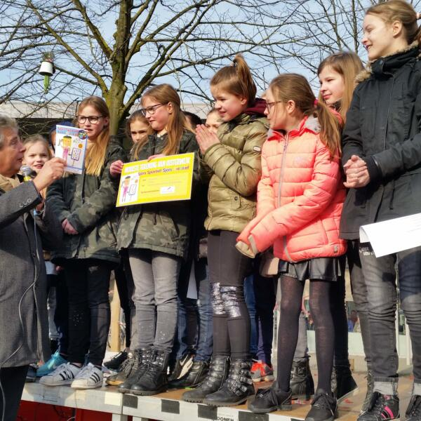 Buurtsportcoaches in Oisterwijk