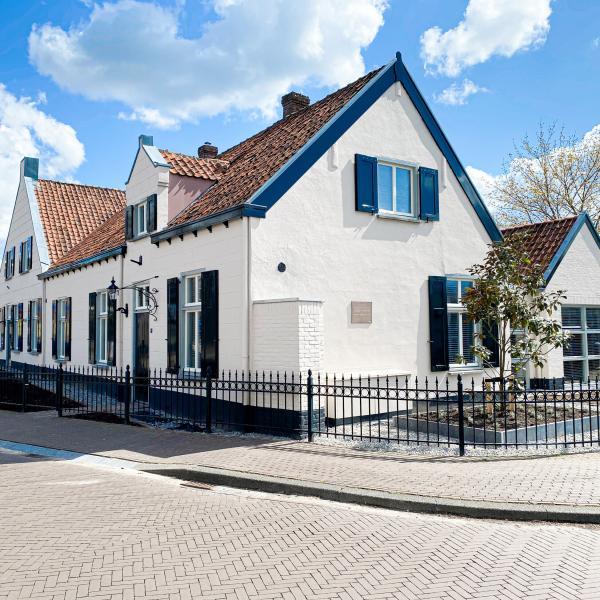 Het nieuwe thuis van Negen!